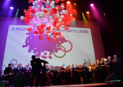 Nagrody i wyróżnienia dla ludzi sportu na X jubileuszowej Poznańskiej Gali Sportu 8 - Start Poznań