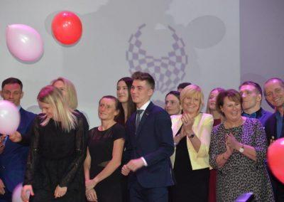 Nagrody i wyróżnienia dla ludzi sportu na X jubileuszowej Poznańskiej Gali Sportu 7 - Start Poznań