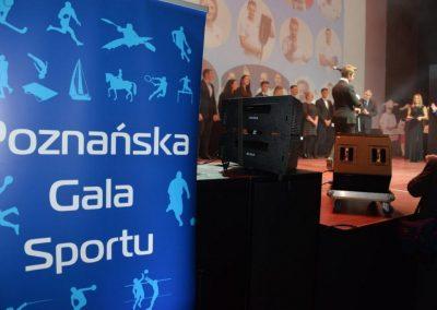 Nagrody i wyróżnienia dla ludzi sportu na X jubileuszowej Poznańskiej Gali Sportu 6 - Start Poznań