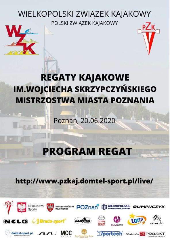 Pierwsze regaty po epidemicznej przerwie 1 - Start Poznań