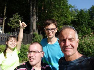 Nasi lekkoatleci startowali na Grand Prix Polski w Sieradzu Lekkoatletyka 7 - Start Poznań
