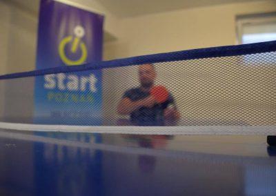 Poznaniacy na 3. Grand Prix Polski Niepełnosprawnych w Tenisie Stołowym Tenis stołowy 1 - Start Poznań