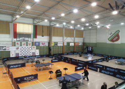 Poznaniacy na 3. Grand Prix Polski Niepełnosprawnych w Tenisie Stołowym Tenis stołowy 2 - Start Poznań