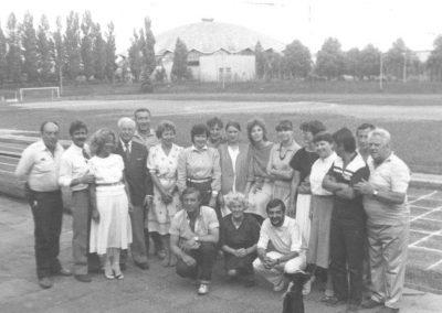 START wybrane z historii 1961-2018 11 - Start Poznań