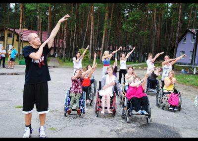 Aktywna rehabilitacja + H2O 2011  7 - Start Poznań