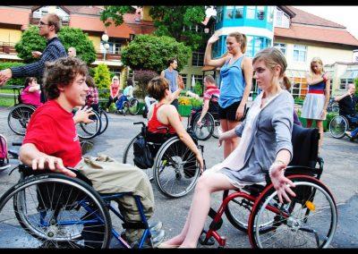 Aktywna rehabilitacja + H2O 2011  9 - Start Poznań