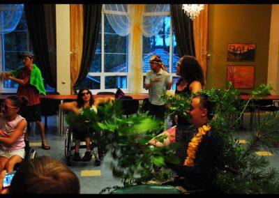 Aktywna rehabilitacja + H2O 2011  12 - Start Poznań