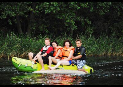 Aktywna rehabilitacja + H2O 2011  14 - Start Poznań