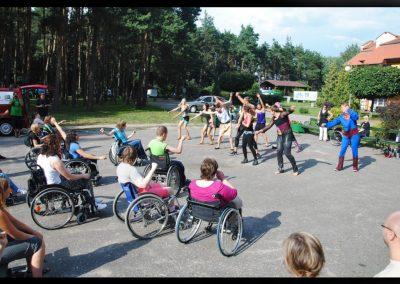Aktywna rehabilitacja + H2O 2011  16 - Start Poznań