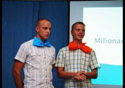 Aktywna rehabilitacja + H2O 2011  22 - Start Poznań