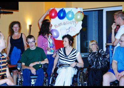 Aktywna rehabilitacja + H2O 2011  32 - Start Poznań