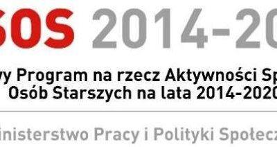 """ASOS 2016 - """"Przyjaciele wolontariatu senioralnego"""" 137 - Start Poznań"""