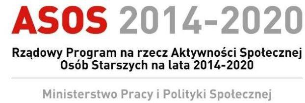 """ASOS 2016 – """"Przyjaciele wolontariatu senioralnego"""" 2 - Start Poznań"""