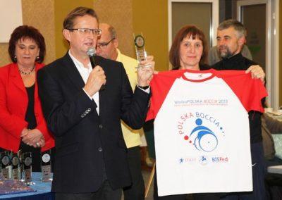 Boccia historia dyscypliny 1992-2015 57 - Start Poznań