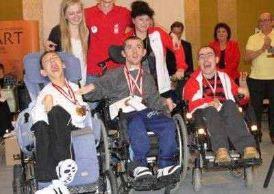 Boccia historia dyscypliny 1992-2015 58 - Start Poznań