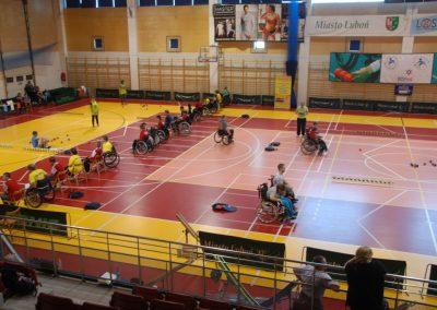 Boccia historia dyscypliny 1992-2015 27 - Start Poznań
