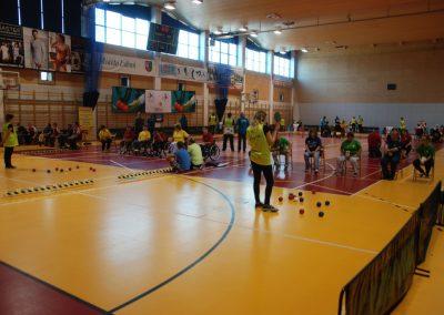 Boccia historia dyscypliny 1992-2015 28 - Start Poznań