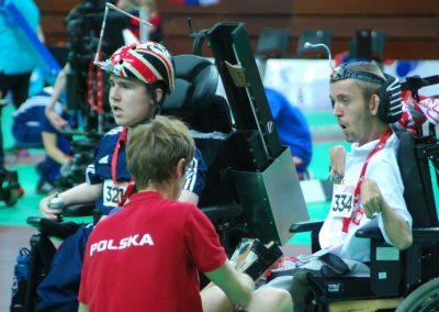 Boccia historia dyscypliny 1992-2015 33 - Start Poznań