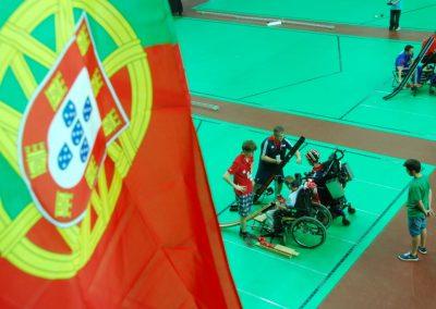 Boccia historia dyscypliny 1992-2015 34 - Start Poznań