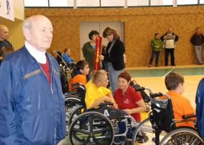 Boccia historia dyscypliny 1992-2015 37 - Start Poznań