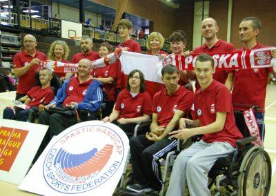 Boccia historia dyscypliny 1992-2015 41 - Start Poznań