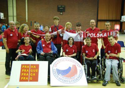 Boccia historia dyscypliny 1992-2015 42 - Start Poznań