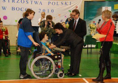 Boccia historia dyscypliny 1992-2015 46 - Start Poznań