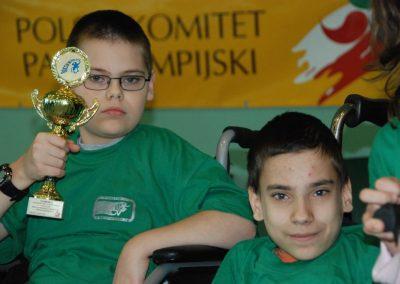 Boccia historia dyscypliny 1992-2015 48 - Start Poznań