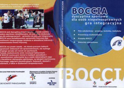 Boccia historia dyscypliny 1992-2015 52 - Start Poznań