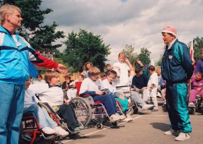 Boccia historia dyscypliny 1992-2015 54 - Start Poznań