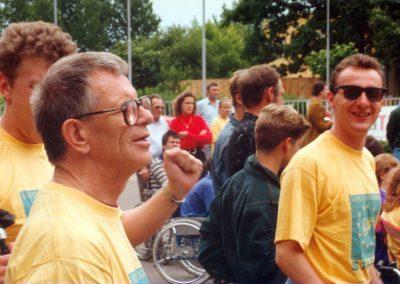 Edward Niemczyk 1927-2006 9 - Start Poznań