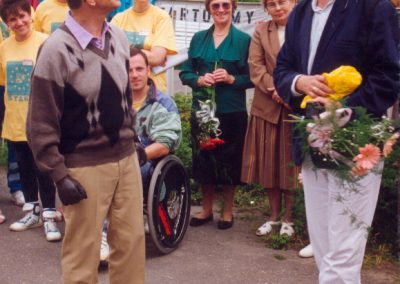 Edward Niemczyk 1927-2006 10 - Start Poznań
