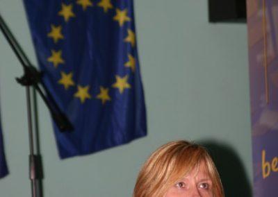 Europa bez barier Projekt UE Wągrowiec 2004 Europa bez barier Projekt UE Wągrowiec 2004 18 - Start Poznań