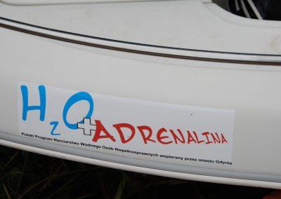 H2O Adrenalina 2008r  60 - Start Poznań