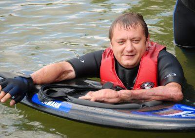 H2O Adrenalina 2008r  69 - Start Poznań