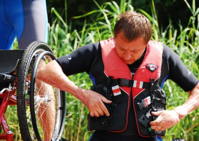 H2O Adrenalina 2008r  71 - Start Poznań
