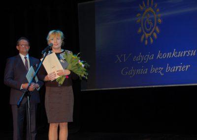 Gdynia bez barier 2014 7 - Start Poznań