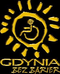 Gdynia bez barier 2014 12 - Start Poznań