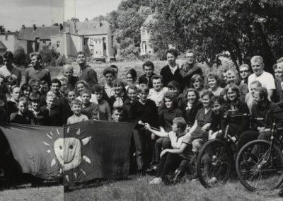 Historia startu lata dawne  42 - Start Poznań