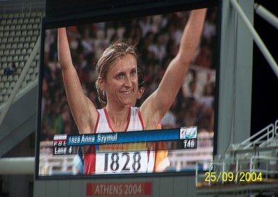 Igrzyska Paraolimpijskie Ateny 2004  4 - Start Poznań
