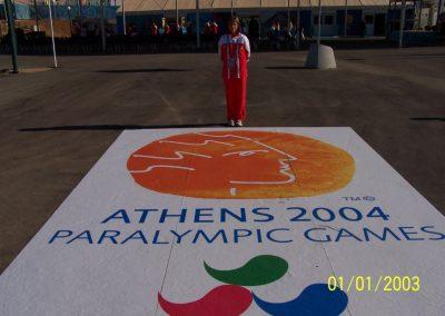 Igrzyska Paraolimpijskie Ateny 2004  5 - Start Poznań