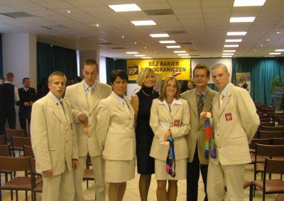 Igrzyska Paraolimpijskie Ateny 2004  8 - Start Poznań