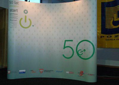 Jubileusz 50 lecia STARTu Poznań 14 - Start Poznań