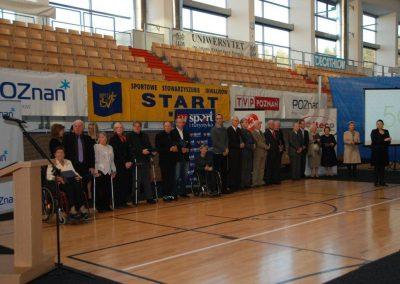 Jubileusz 50 lecia STARTu Poznań 43 - Start Poznań