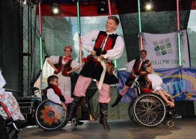 Klub tańców integracyjnych Kids Folk festival 2014 3 - Start Poznań