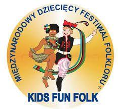 Klub tańców integracyjnych Kids Folk festival 2014 9 - Start Poznań