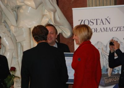 Lodołamacz dla Startu 2013 5 - Start Poznań