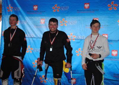 Mistrzostwa Polski SKI- Czarna Góra 2011  4 - Start Poznań