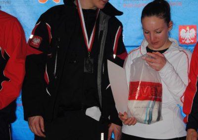 Mistrzostwa Polski SKI- Czarna Góra 2011  5 - Start Poznań