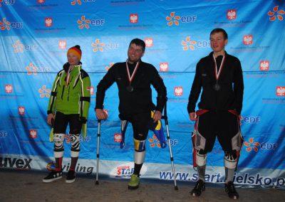 Mistrzostwa Polski SKI- Czarna Góra 2011  14 - Start Poznań